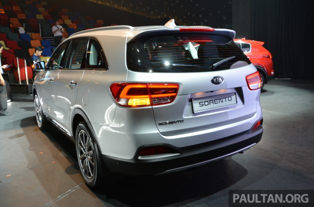 2016 Kia Sorento launch-9