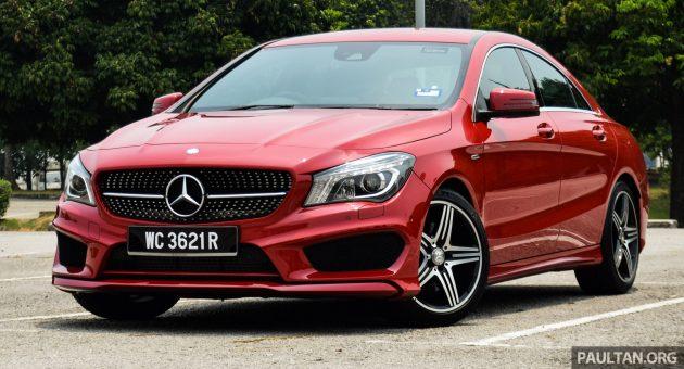2016 Mercedes-Benz CLA 250 4Matic review 1