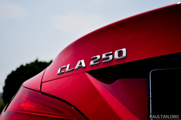 2016 Mercedes-Benz CLA 250 4Matic review 34
