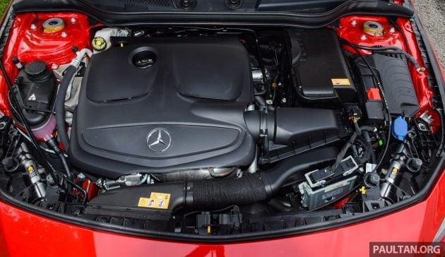 2016 Mercedes-Benz CLA 250 4Matic review 37