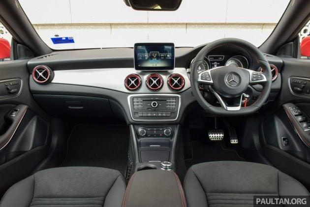2016 Mercedes-Benz CLA 250 4Matic review 38