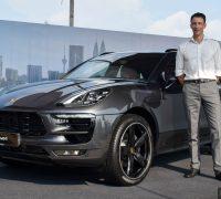 2016 Porsche Macan launch