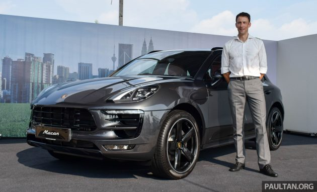 2016 Porsche Macan Launched In M Sia With New Kit