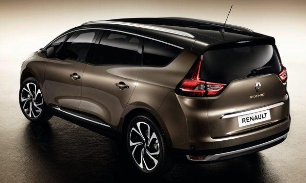 2016 Renault Grand Scenic 4