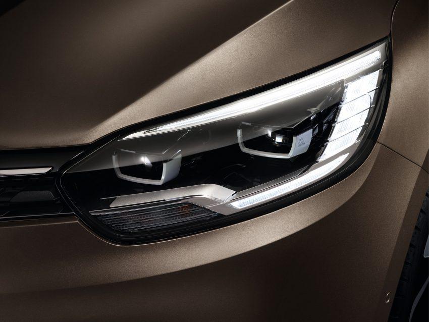 2016 Renault Grand Scenic revealed – room for seven Image #497789