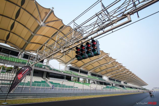 2016 Sepang International Circuit renovation - 1