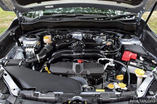 2016 Subaru Forester 2.0i-P ext 25