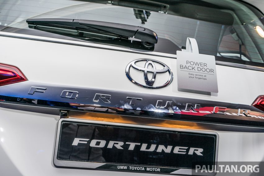 2016 Toyota Fortuner launched in Malaysia – two variants, 2.4L diesel and 2.7L petrol, RM187-200k Image #488116