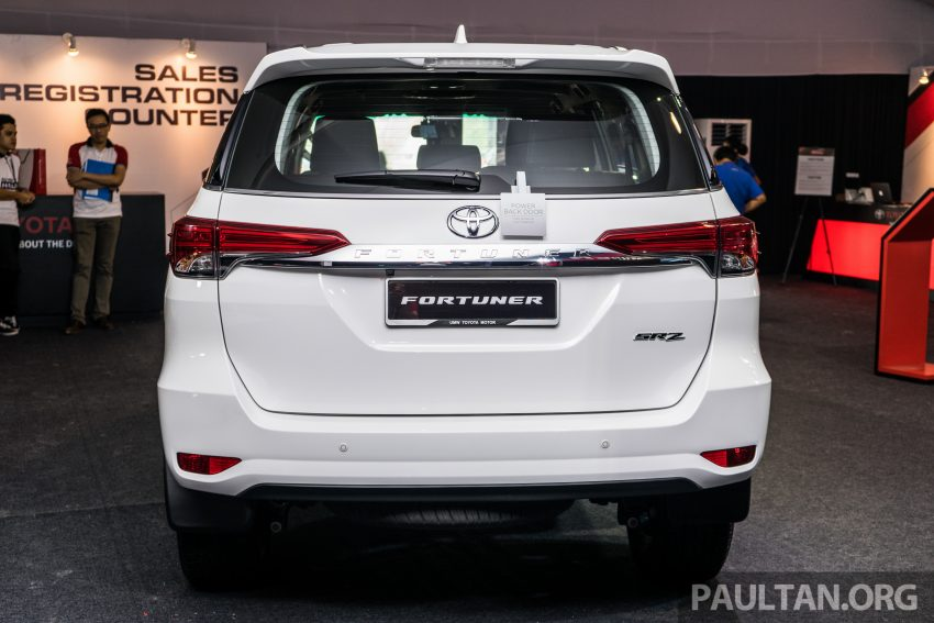 2016 Toyota Fortuner launched in Malaysia – two variants, 2.4L diesel and 2.7L petrol, RM187-200k Image #488106