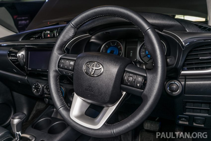 2016 Toyota Hilux makes its official debut in Malaysia – six variants, priced from RM90k to RM134k Image #488078