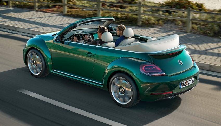 2016 VW Beetle – Bug gets mild update, R-Line trim Image #500142