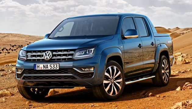 2016 Volkswagen Amarok facelift 2