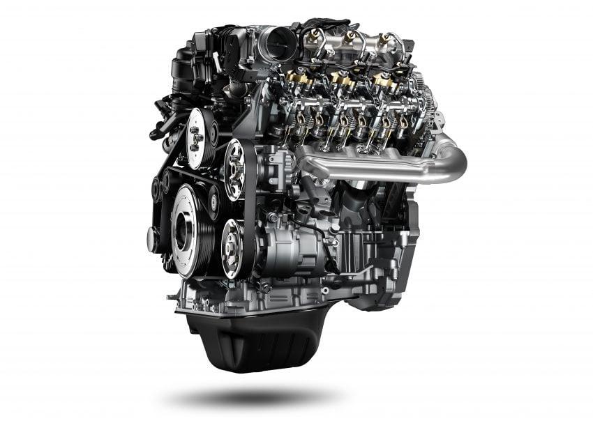 Volkswagen Amarok facelift revealed – new V6 engine Image #486921