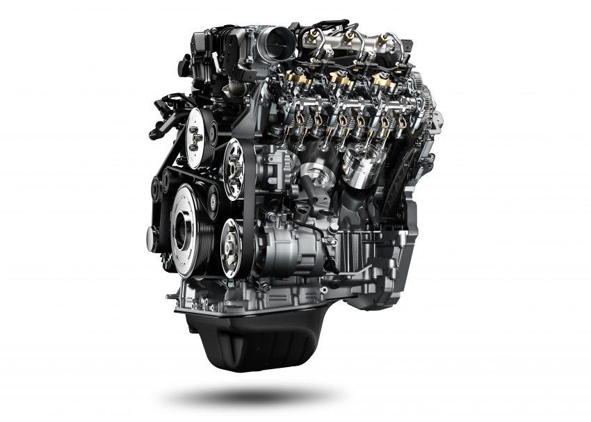 Volkswagen Amarok facelift revealed – new V6 engine Image #486916