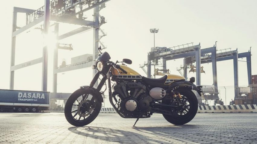 2016 Yamaha XV950CR Cafe Racer in M'sia – RM55,000 Image #495298