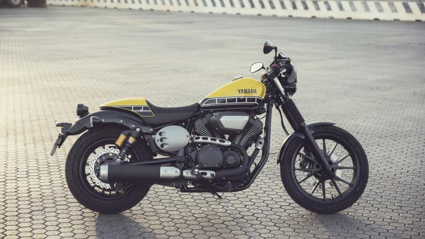 2016 Yamaha XV950CR Cafe Racer in M'sia – RM55,000 Image #495299