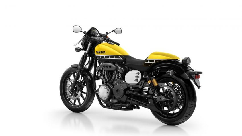 2016 Yamaha XV950CR Cafe Racer in M'sia – RM55,000 Image #495302