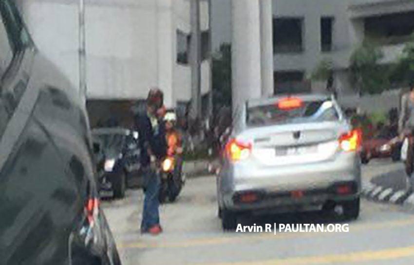 SPIED: 2016 Proton Persona – Iriz sedan undisguised! Image #493419