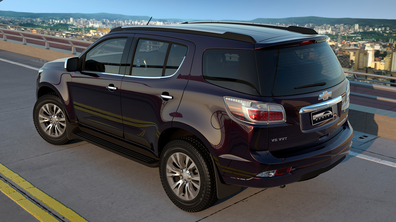 2016 Chevy Trailblazer >> Chevrolet Trailblazer.html | Autos Weblog