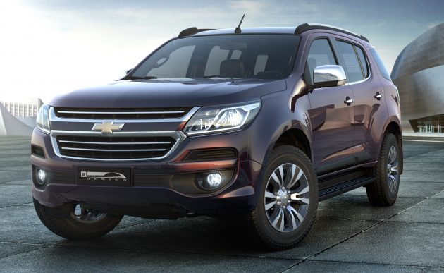 Novo Chevrolet Trailblazer 2017