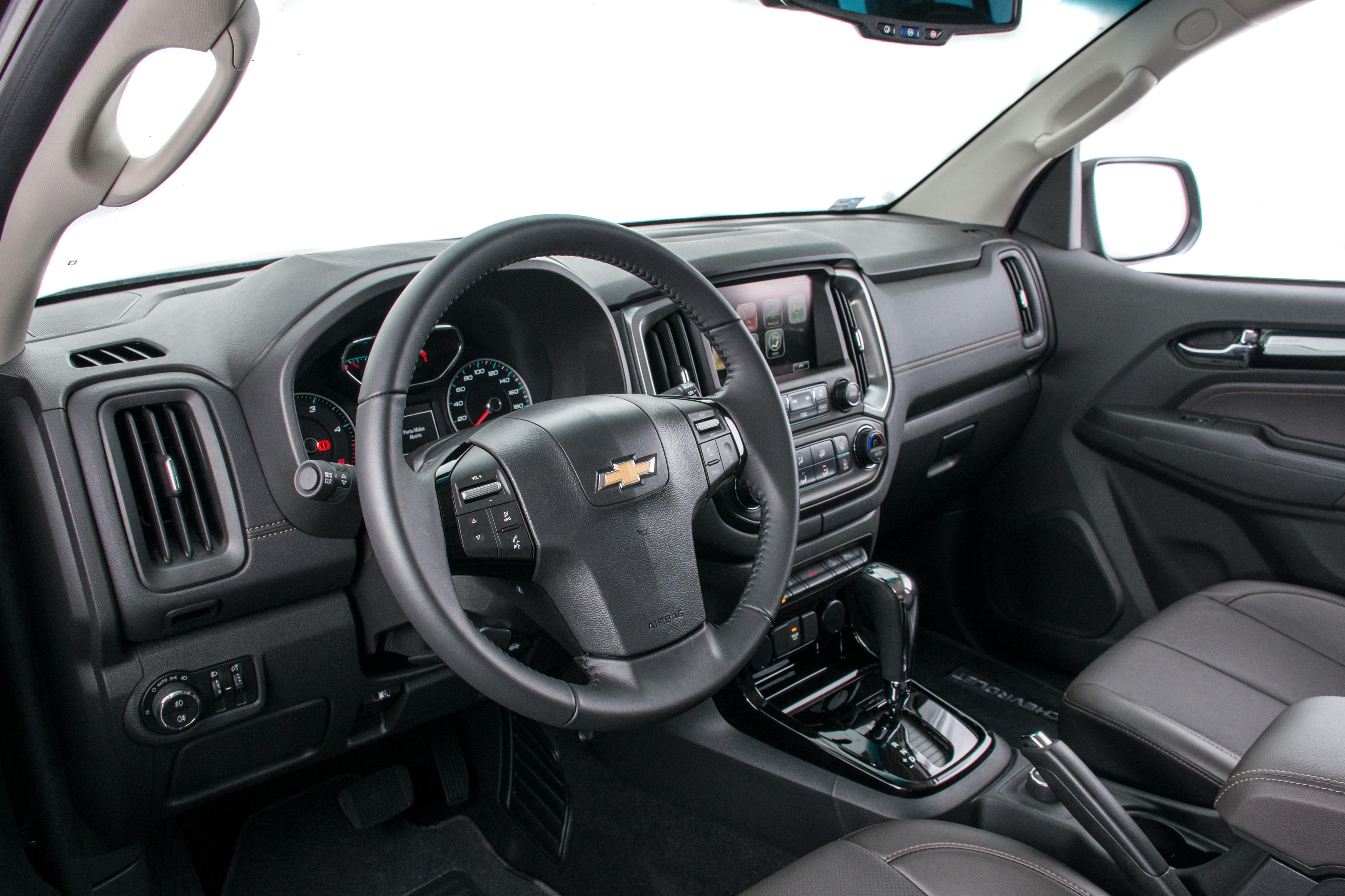 2017 Chevrolet Trailblazer facelift unveiled in Brazil Image 489837