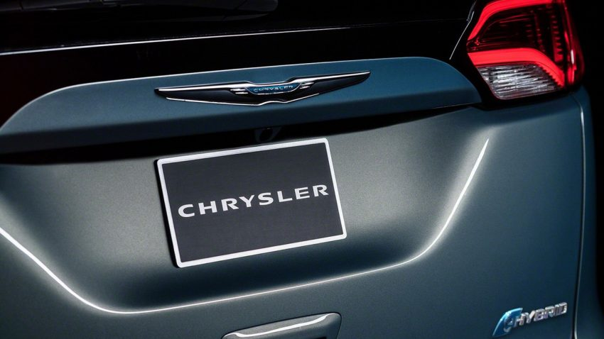 Chrysler Pacifica Hybrid to be used in Google's self-driving car project, in new collaboration with FCA Image #487645