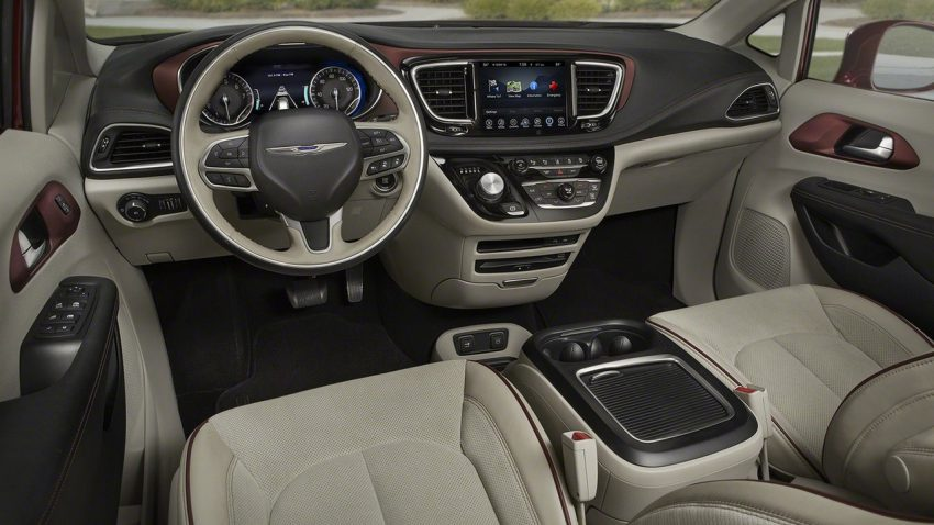 Chrysler Pacifica Hybrid to be used in Google's self-driving car project, in new collaboration with FCA Image #487651