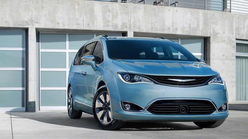 Chrysler Pacifica Hybrid to be used in Google's self-driving car project, in new collaboration with FCA Image #487630