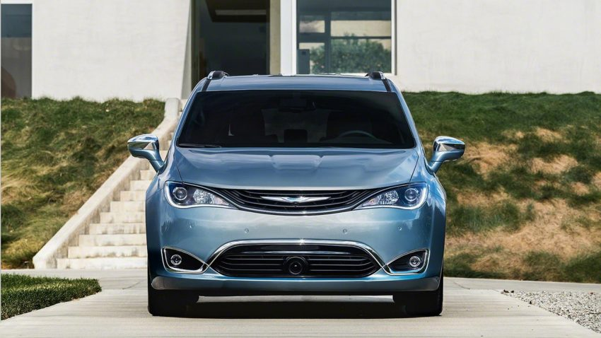 Chrysler Pacifica Hybrid to be used in Google's self-driving car project, in new collaboration with FCA Image #487632
