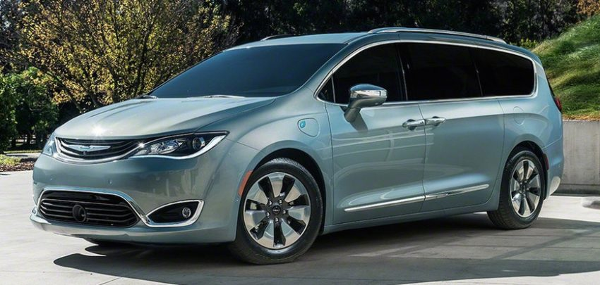 Chrysler Pacifica Hybrid to be used in Google's self-driving car project, in new collaboration with FCA Image #487624