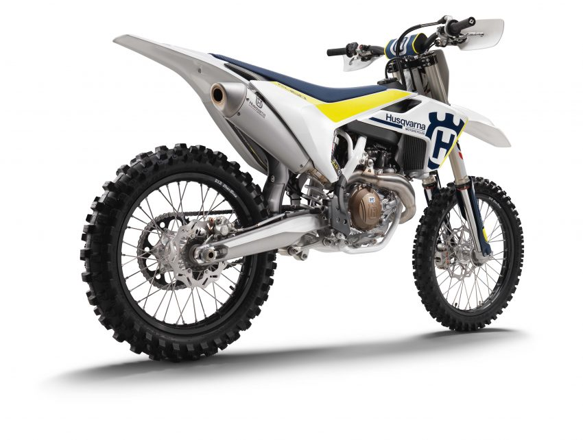 2017 Husqvarna motocross range unveiled – TC250 with new two-stroke engine, FC with traction control Image #491363