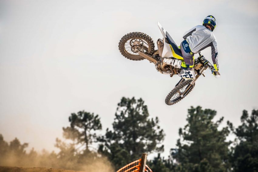 2017 Husqvarna motocross range unveiled – TC250 with new two-stroke engine, FC with traction control Image #491370