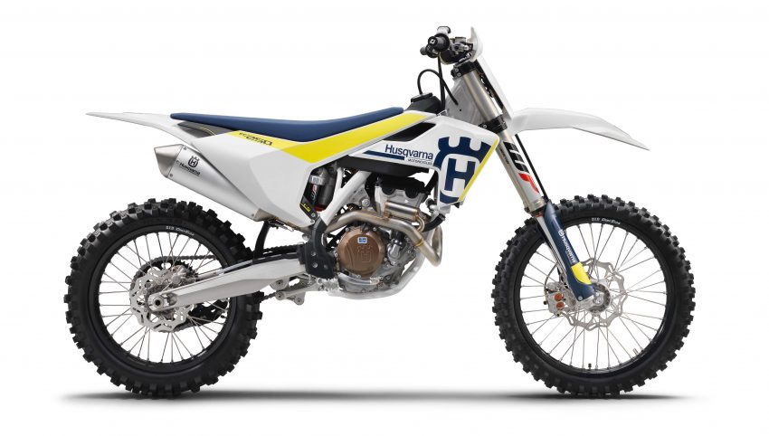 2017 Husqvarna motocross range unveiled – TC250 with new two-stroke engine, FC with traction control Image #491374