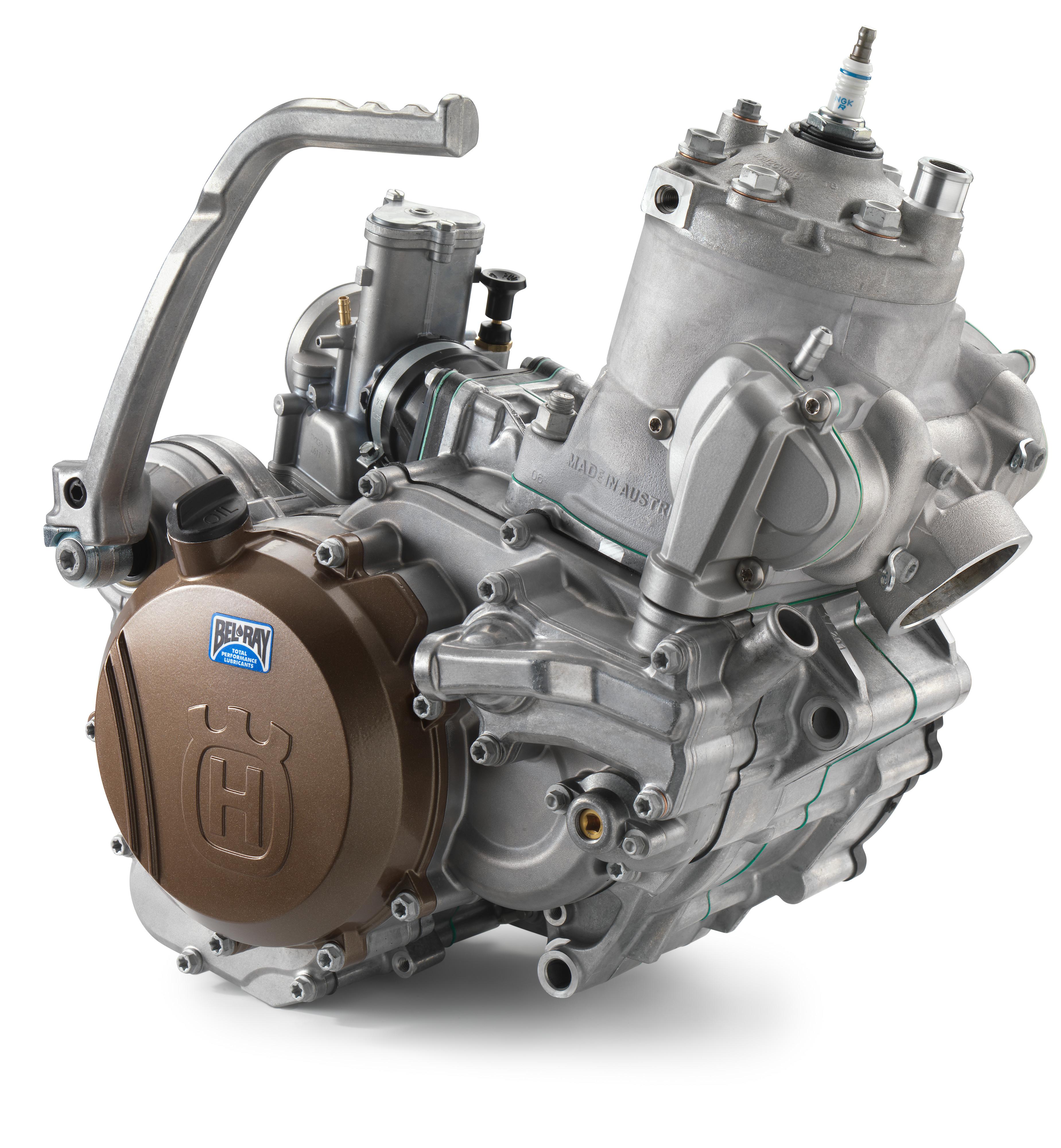 Rebuild Ktm Engines