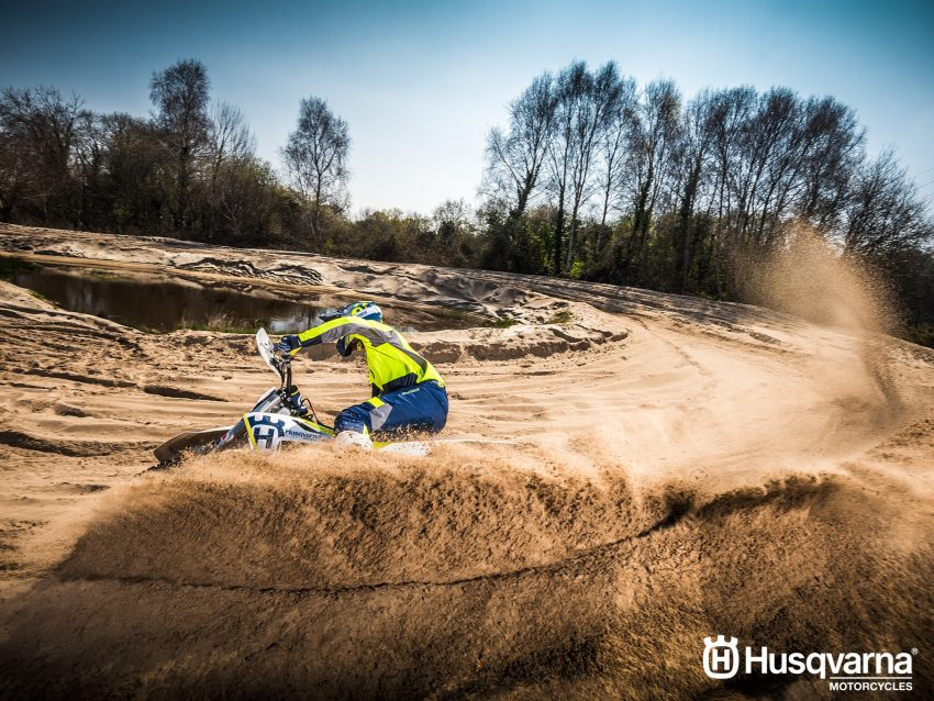 2017 Husqvarna motocross range unveiled – TC250 with new two-stroke engine, FC with traction control Image #491350