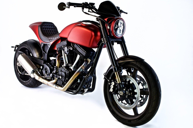 Arch Motorcycles and Keanu Reeves KRGT-1 cruiser Paul Tan ...