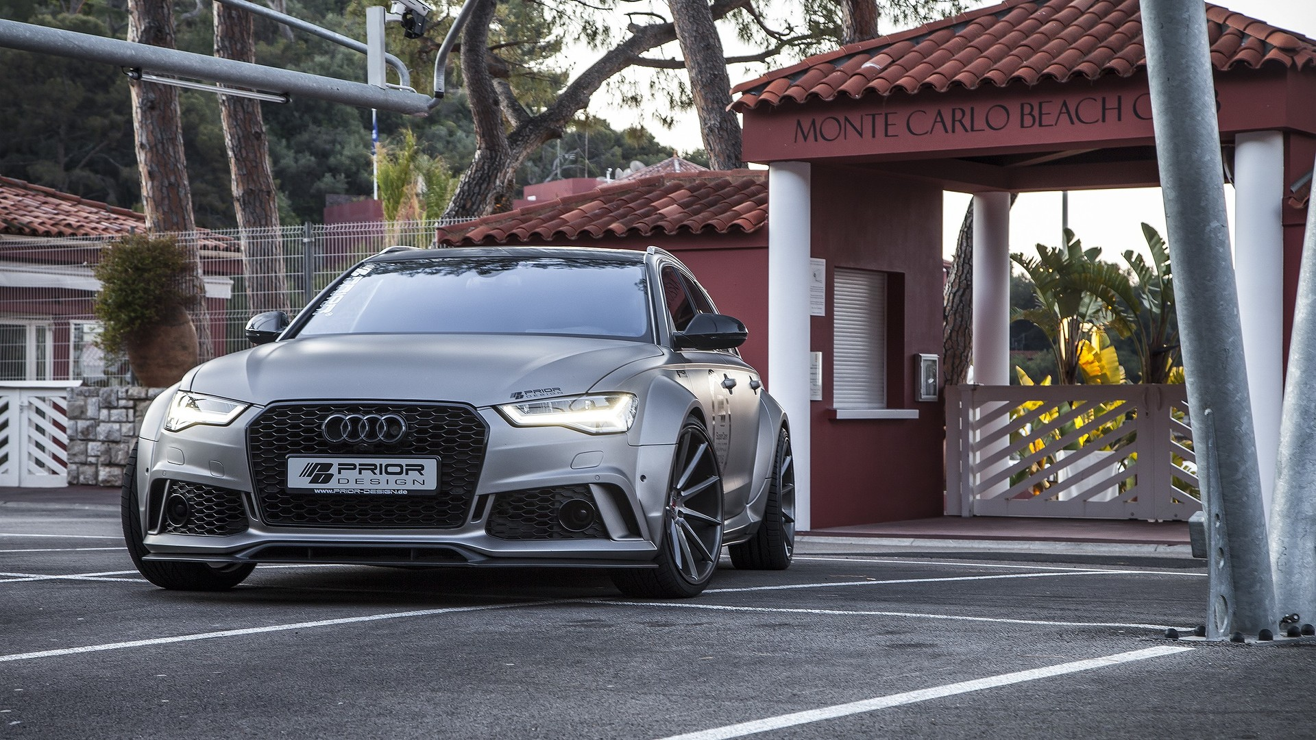 Audi A6 2018 >> Audi RS6 and A6 Avant wide-body kit by Prior Design Paul Tan - Image 489091