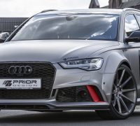 Audi A6 Avant with Prior Design PD600R Widebody-2