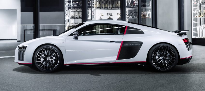 Audi R8 Coupe V10 plus selection 24h revealed – homage to brand's endurance racing success, 24 units Image #491089