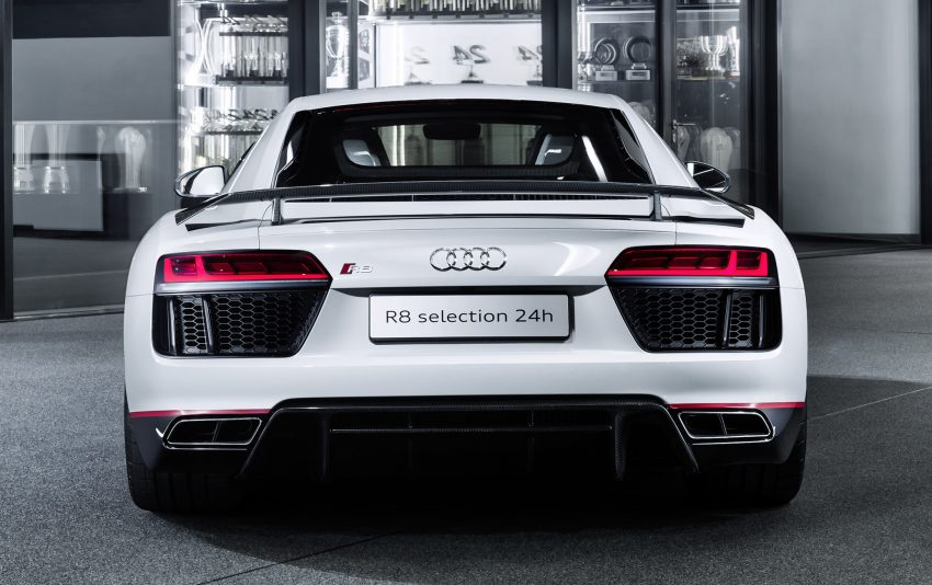 Audi R8 Coupe V10 plus selection 24h revealed – homage to brand's endurance racing success, 24 units Image #491091