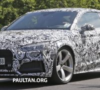 Audi RS5 spyshots-09