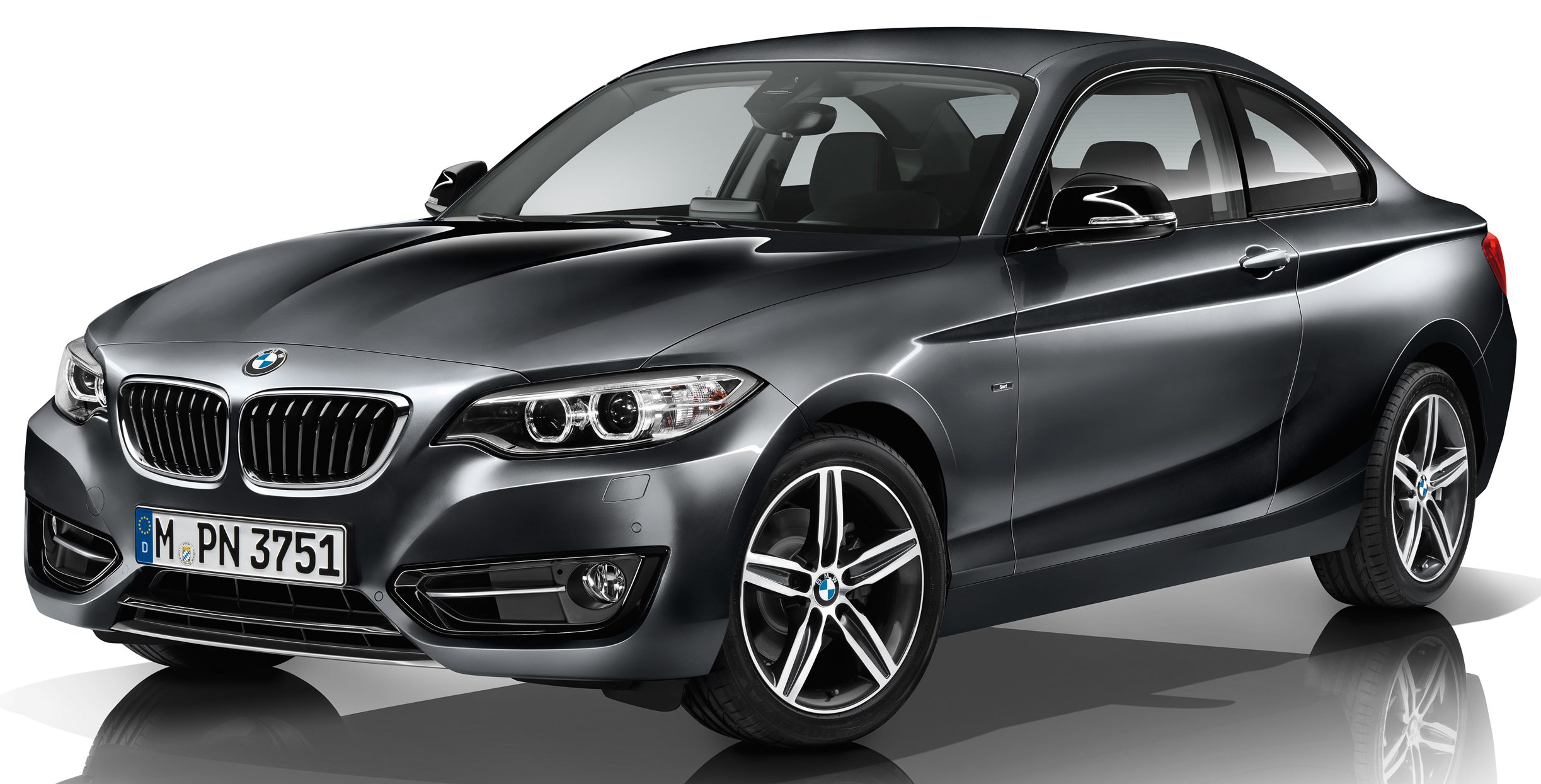 BMW 1 Series And 2 Get More Powerful Engines For 2017 MY 230i Coupe