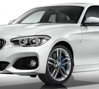 BMW 1 Series 2 Series 2017 MY update 3