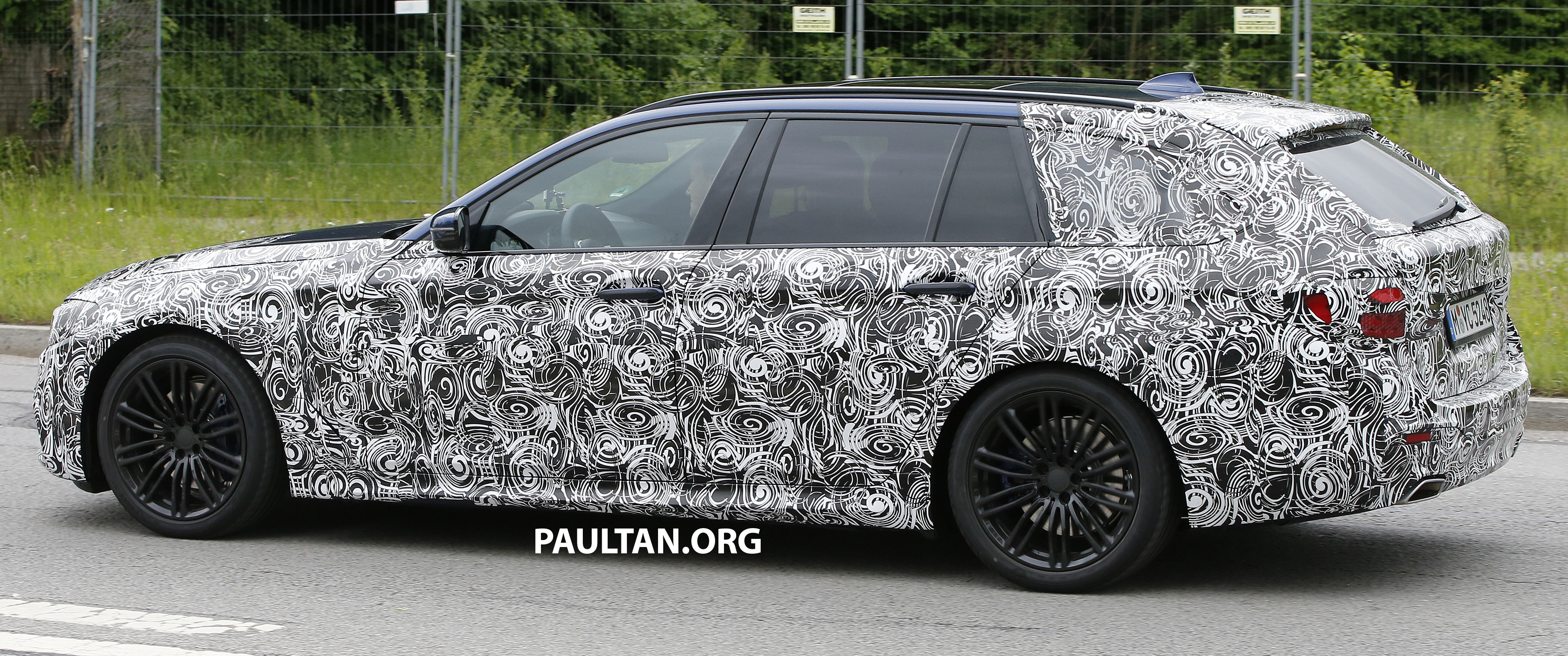 M Series Bmw >> SPIED: G30 BMW 5 Series – sedan, Touring, GT, M5 Paul Tan - Image 499349