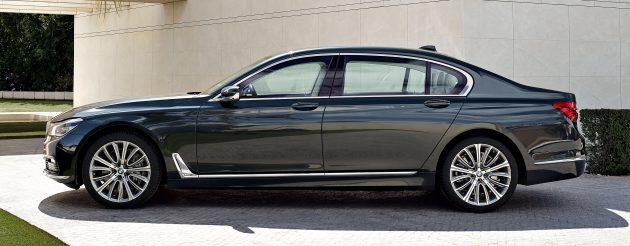 BMW 750d 2