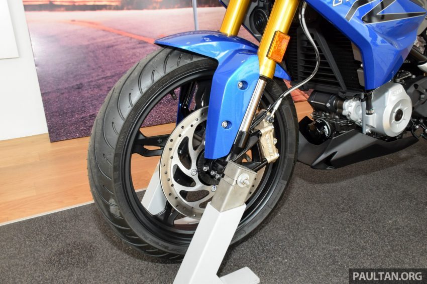 2016 BMW Motorrad G310R previewed in Malaysia Image #499585