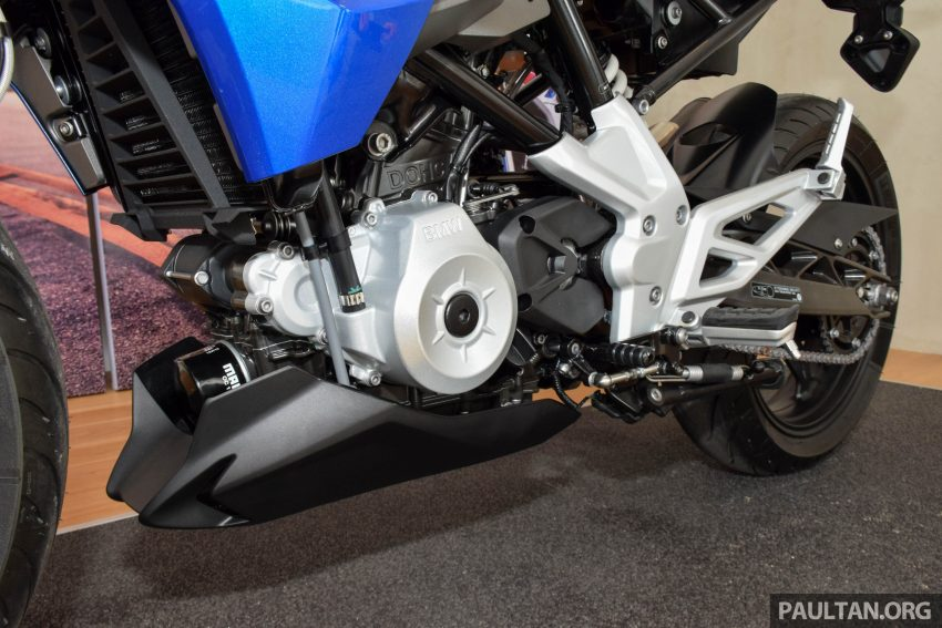 2016 BMW Motorrad G310R previewed in Malaysia Image #499587