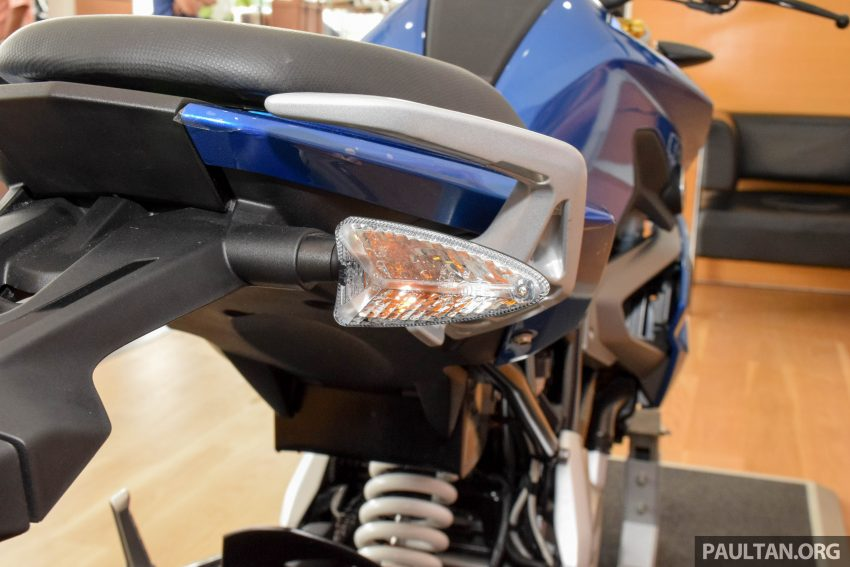 2016 BMW Motorrad G310R previewed in Malaysia Image #499589