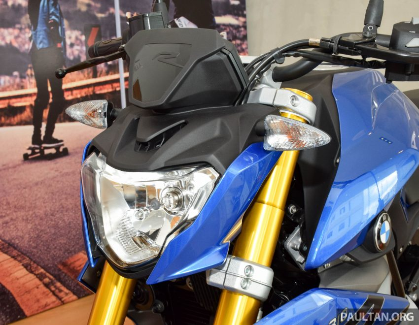 2016 BMW Motorrad G310R previewed in Malaysia Image #499590