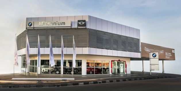 BMW-Millennium-Welt-Kuantan